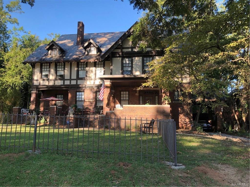 1324 S Perry Street, Garden District, Montgomery, AL 36104